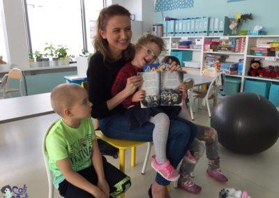 Przedszkole Cali Mali Cała Polska Czyta Dzieciom