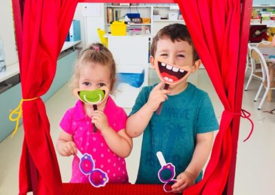 Przedszkole Cali Mali Dzień Dziecka