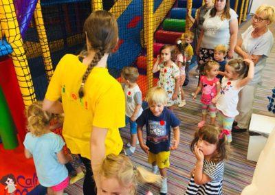Przedszkole Cali Mali Sala Zabaw Fikołki