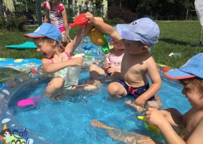 Przedszkole Cali Mali Splash Party