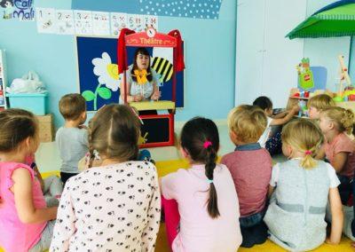 Przedszkole Cali Mali Teatr