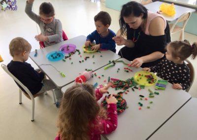 Przedszkole Cali Mali Małe Montessori